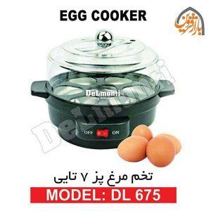 تخم مرغ پز دلمونتی